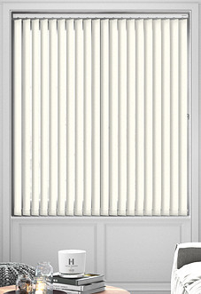Jasmine (Blackout), Gardenia - Vertical Blind