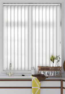Lusso, Pure - Vertical Blind