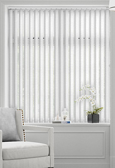 Mockado, Snow - Vertical Blind