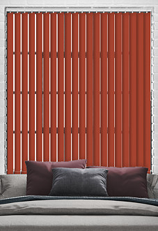 Palermo (Blackout), Crimson - Vertical Blind