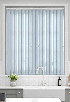 Roma, Athens Grey - Vertical Blind