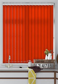 Roma (FR), Crimson - Vertical Blind