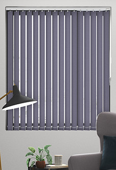 Roma, Persian Pastel - Vertical Blind