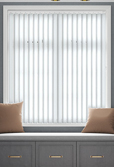 Roma, Pure - Vertical Blind