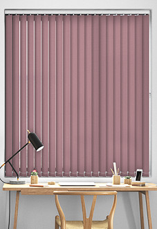 Roma, Tuscan Rose - Vertical Blind