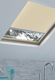 Energy Saving (Blackout), Cream - Loft Blind