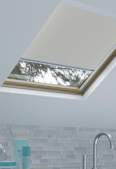 Energy Saving (Blackout), Silver - Loft Blind