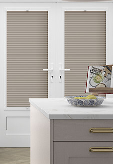 Honeycomb, Ash - Perfect Fit Blind