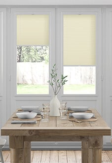 Pleated, Lucky - Perfect Fit Blind
