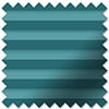 Pleated, Sea Green - Perfect Fit Blind