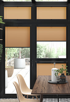 Pleated, Spice - Perfect Fit Blind