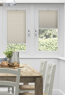 Pleated, Wheatfield - Perfect Fit Blind