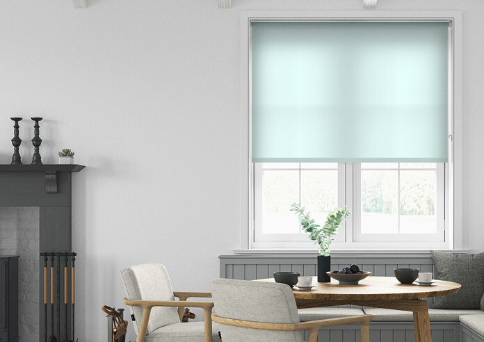 Trapani, Baby Blue - Roller Blind