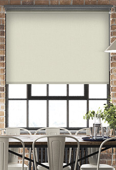 Trapani (Blackout), Fawn - Roller Blind