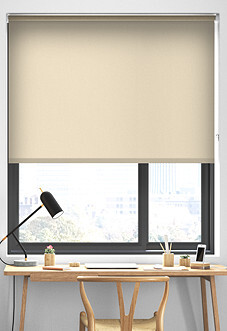 Trapani, Nude - Roller Blind