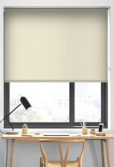 Trapani, Stone - Roller Blind