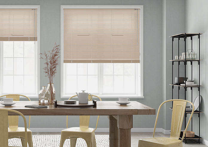 Wow Factor, Brushed Oyster - Venetian Blind