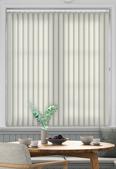 Etching, Cotton - Vertical Blind