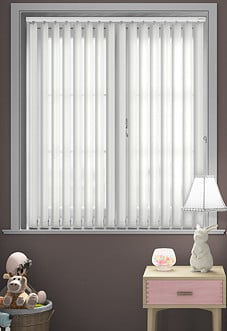 Rochester, Pure - Vertical Blind