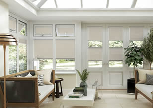 Conservatory blinds, how to fit conservatory blinds