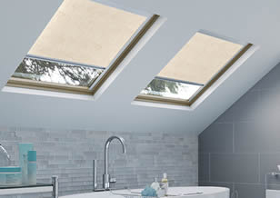 Skylight blinds, how to fit skylight blinds