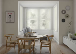 Vertical blinds, how to fit vertical blinds