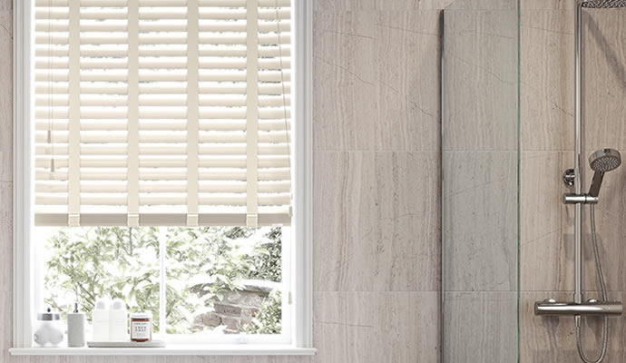Waterproof bathroom blinds - Bathroom shades waterproof ...