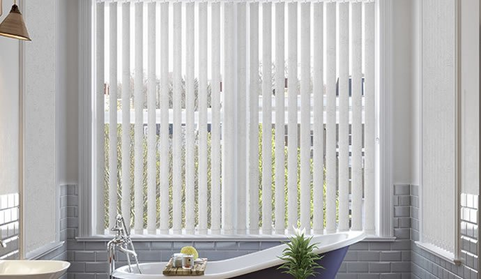 Water Resistant Blackout Blinds For Bathrooms Venetian Blinds - Water resistant bathroom window curtains for bathroom decor ideas