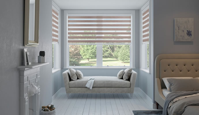 Bedroom Blinds & Shutters | 247Blinds.co.uk
