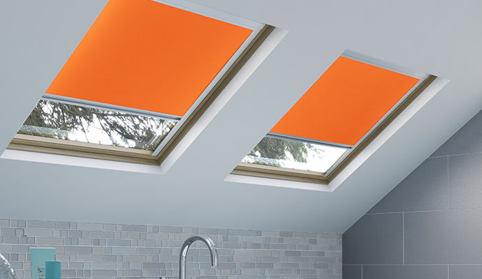 Kids Skylight Blinds