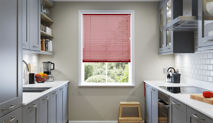 Kitchen Venetian Blinds
