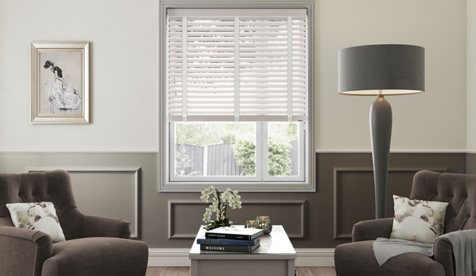 living room blinds. Black Bedroom Furniture Sets. Home Design Ideas